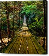 My Wanderlust Canvas Print by Paul Herrmann