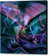 Mysteries Of The Universe Canvas Print