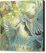 Mystery Canvas Print by Valerie Graniou-Cook