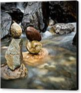 Mystic River S2 Vii Canvas Print