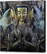 Mystical India Canvas Print by Joachim G Pinkawa