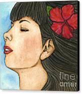 Nani Canvas Print