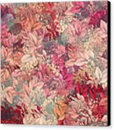 Naturaleaves - S65b Canvas Print by Variance Collections