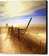 Nauset Beach Early Morning Canvas Print