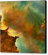 Nebula Cloud Canvas Print by Jennifer Rondinelli Reilly - Fine Art Photography