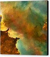 Nebula Cloud Canvas Print