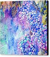 Nectar Of Nature Canvas Print by Zaira Dzhaubaeva