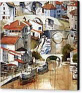 Nerac France Canvas Print