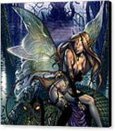 Neverland 00b Canvas Print by Zenescope Entertainment