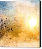 New Day Yesterday Canvas Print by Bob Orsillo