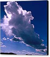 New Mexico Sky Canvas Print by Jerry McElroy