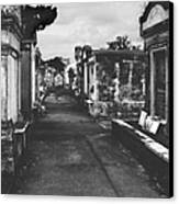 New Orleans Lafayette Cemetery Canvas Print by Christine Till