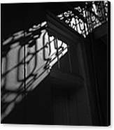 New Orleans Shadowplay Canvas Print