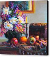 New Reflections Canvas Print by Talya Johnson