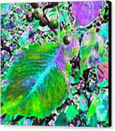 New Years Eve V7 Canvas Print by Kenneth James