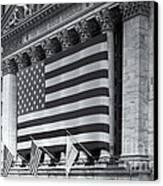 New York Stock Exchange Iv Canvas Print