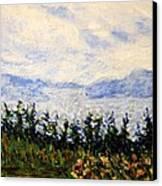 Newfoundland Up The West Coast Canvas Print