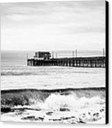 Newport Beach Pier Canvas Print