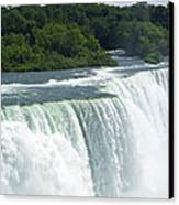 Niagara Falls 8 Canvas Print by Aimee L Maher Photography and Art Visit ALMGallerydotcom