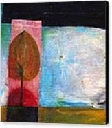 Night Comes Canvas Print by Wojtek Kowalski