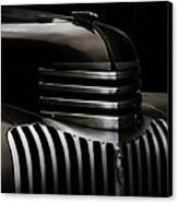Night Grille Canvas Print by Ken Smith