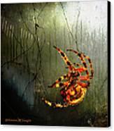 Nightmares Canvas Print by Karen Slagle