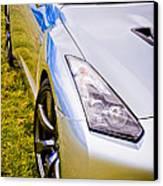Nissan Gtr 2 Canvas Print by Phil 'motography' Clark