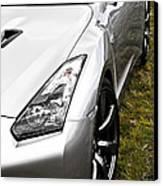 Nissan Gtr Canvas Print by Phil 'motography' Clark
