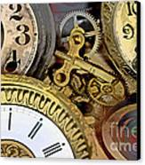 No More Time Canvas Print by Tom Gari Gallery-Three-Photography