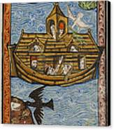Noahs Ark, 1190 Canvas Print by Getty Research Institute