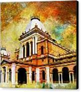 Noor Mahal Canvas Print by Catf