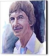 Norman Mclaren Canvas Print