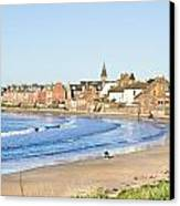 North Berwick Canvas Print by Tom Gowanlock