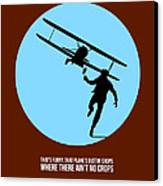 North By Northwest Poster 2 Canvas Print