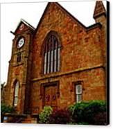Northford Church Canvas Print