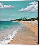 Northshore Oahu  Canvas Print