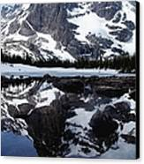 Notchtop Reflection Canvas Print by Tranquil Light  Photography