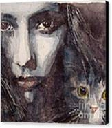 Nothing Compares To You  Canvas Print by Paul Lovering