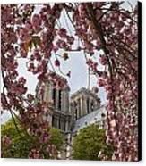 Notre Dame 1 Canvas Print