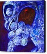 Notre Dame Gargoyle Canvas Print by Derrick Higgins
