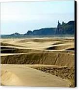 Nye Dunes Canvas Print by Mamie Gunning