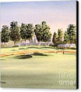 Oakmont Golf Course 14th Canvas Print