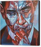 Obama 44 Canvas Print