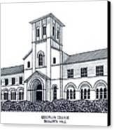 Oberlin College Canvas Print by Frederic Kohli
