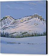 Observation Peak Canvas Print by Michele Myers