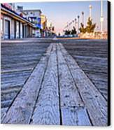 Ocean City Canvas Print by JC Findley