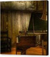 Ode To Elbert Hubbard Canvas Print by Susan Kimball