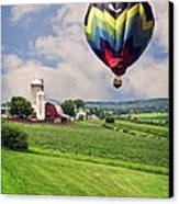 Off To The Land Of Oz Canvas Print
