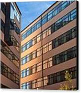 Office Building Malmo Canvas Print