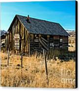 Old And Forgotten Canvas Print by Robert Bales